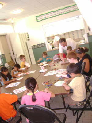 VBS 2007 - craft time